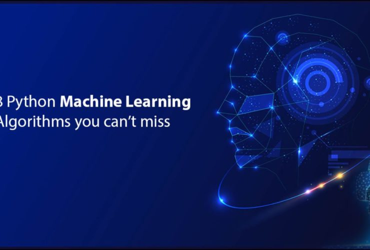 8 Best Python algorithms that you must know in Machine learning