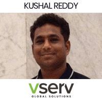 Kushal Reddy got placed in VSERV as Data Scientist