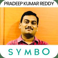 Pradeep Kumar Reddy got placed in Symbo as Python Developer - Innomatics research labs