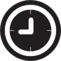 Flexible Timings icon png