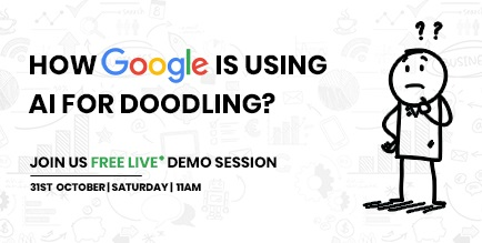 Data science demo on How google is using AI for Doodling