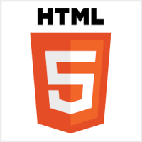 HTML 5 Icon png