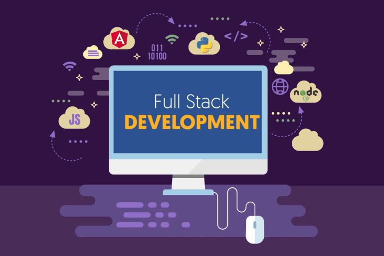 Full-Stack Web Development training program